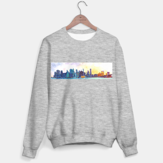 Thumbnail image of NYC panorama Bluza standard, Live Heroes