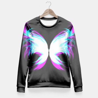 Fairy Wings Fitted Waist Sweater thumbnail image