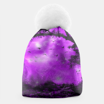 Miniaturka The Purple Forest Beanie, Live Heroes
