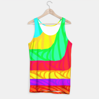 Thumbnail image of strbw Tank Top, Live Heroes