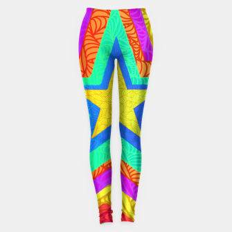 Thumbnail image of strbw Leggings, Live Heroes