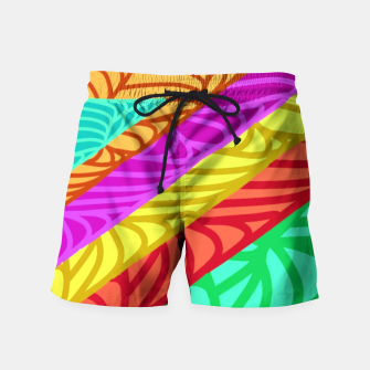 Thumbnail image of strbw Swim Shorts, Live Heroes