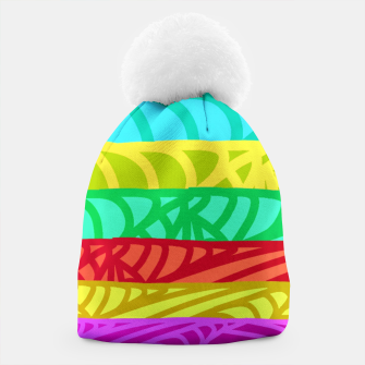 Thumbnail image of strbw Beanie, Live Heroes