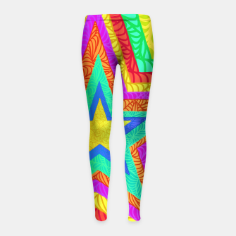strbw Girl's Leggings thumbnail image