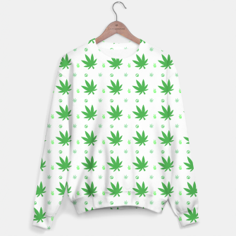 Thumbnail image of Smoking Peace Sweater, Live Heroes