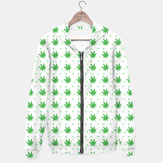 Thumbnail image of Smoking Peace Hoodie, Live Heroes