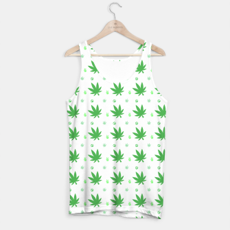 Thumbnail image of Smoking Peace Tank Top, Live Heroes