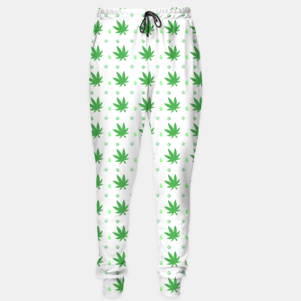 Thumbnail image of Smoking Peace Sweatpants, Live Heroes