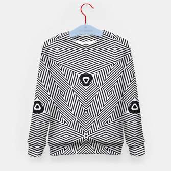 Thumbnail image of Inner Kid's Sweater, Live Heroes