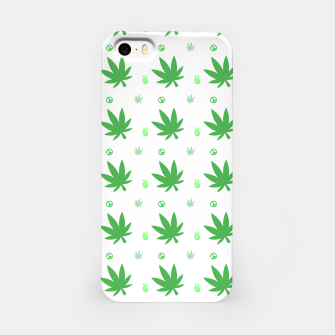Thumbnail image of Smoking Peace iPhone Case, Live Heroes