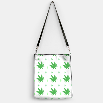 Thumbnail image of Smoking Peace Handbag, Live Heroes