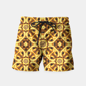 Thumbnail image of Boujee Swim Shorts, Live Heroes