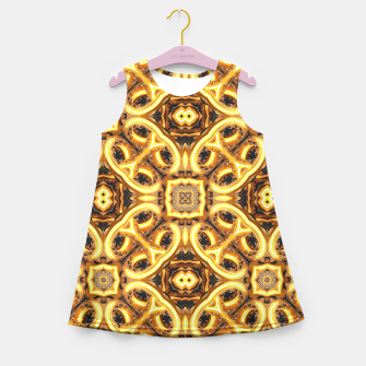 Thumbnail image of Boujee Girl's Summer Dress, Live Heroes