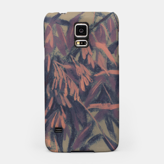 Thumbnail image of Ash-tree in olive, brown & blush Samsung Case, Live Heroes