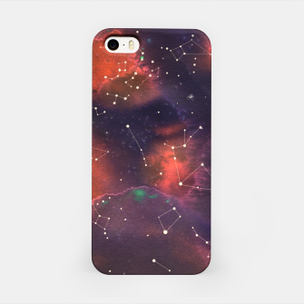 Thumbnail image of Le Cosmos  iPhone Case, Live Heroes