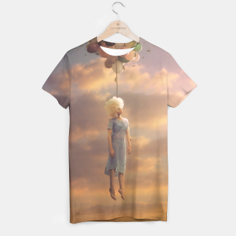 Thumbnail image of Drifting on a sad song Camiseta, Live Heroes