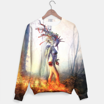 Thumbnail image of Trust in me Sudadera, Live Heroes