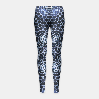 Thumbnail image of Break Girl's Leggings, Live Heroes