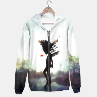 Thumbnail image of Discovery Sudadera con capucha, Live Heroes
