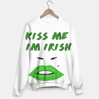 Thumbnail image of I'm Irish Sweater, Live Heroes