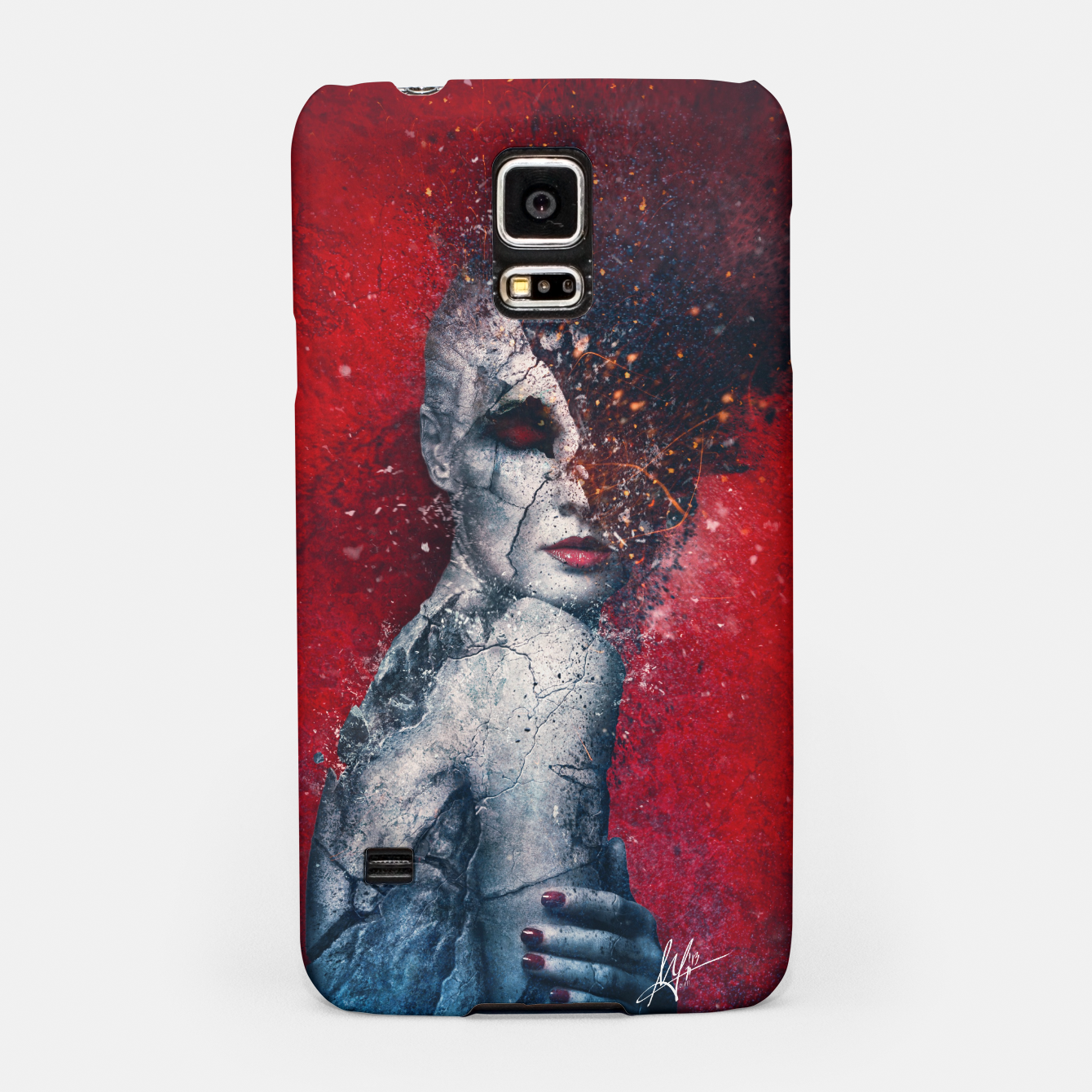 Image of Indifference Carcasa por Samsung - Live Heroes