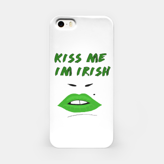 Thumbnail image of I'm Irish iPhone Case, Live Heroes