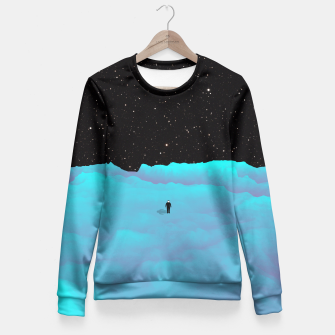 Thumbnail image of Pluto Fitted Waist Sweater, Live Heroes
