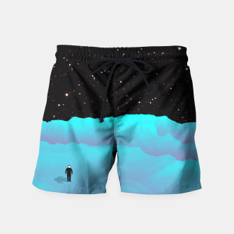 Thumbnail image of Pluto Swim Shorts, Live Heroes