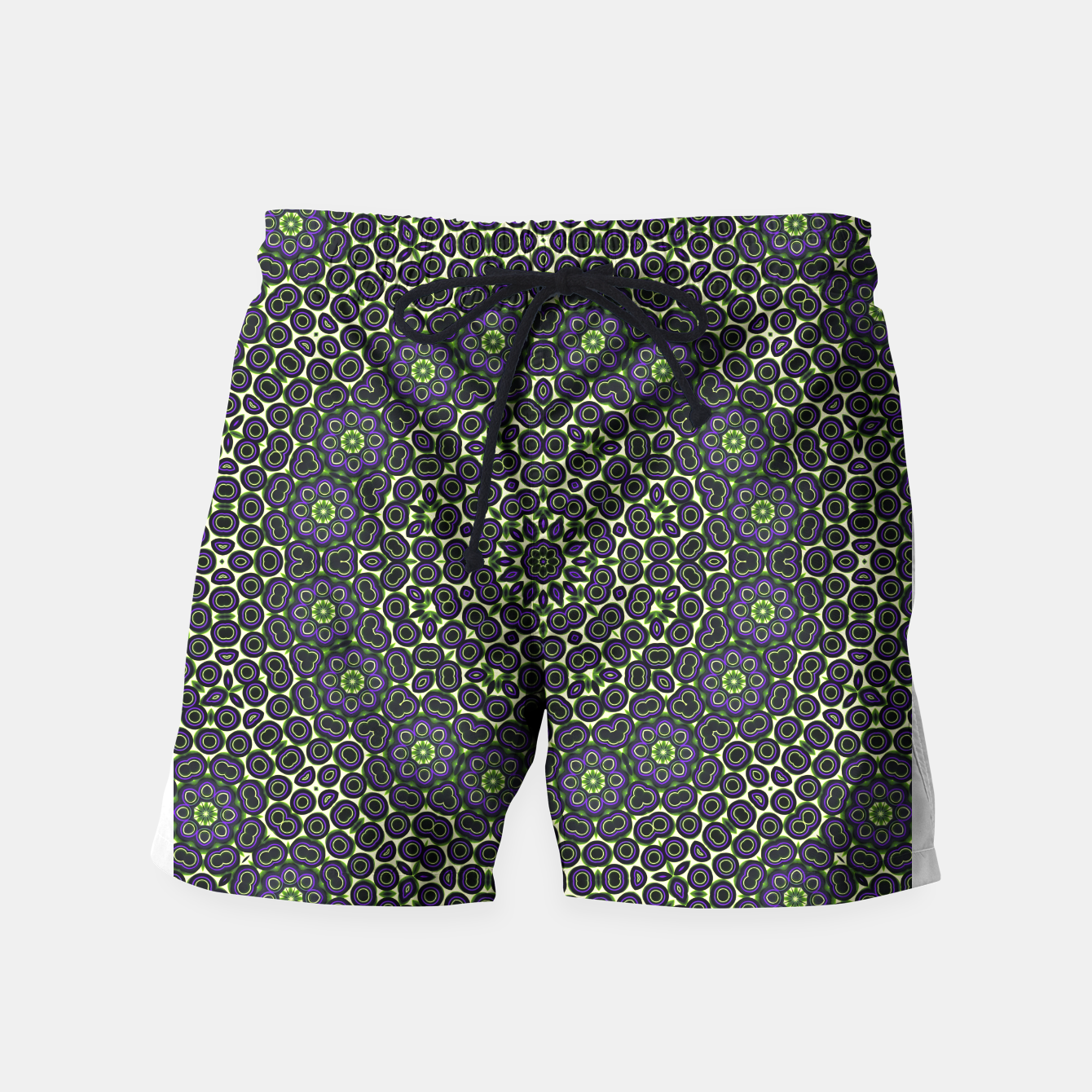 Image of Trouble Swim Shorts - Live Heroes