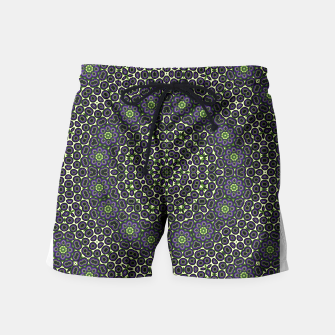 Thumbnail image of Trouble Swim Shorts, Live Heroes