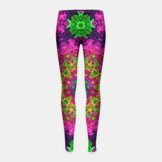 Thumbnail image of Out Girl's Leggings, Live Heroes