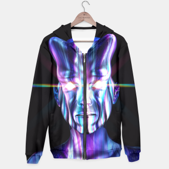 Thumbnail image of Fade Hoodie, Live Heroes