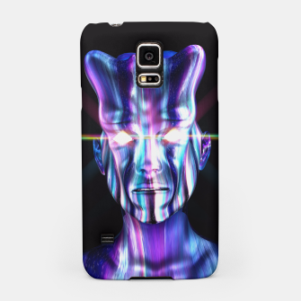 Thumbnail image of Fade Samsung Case, Live Heroes