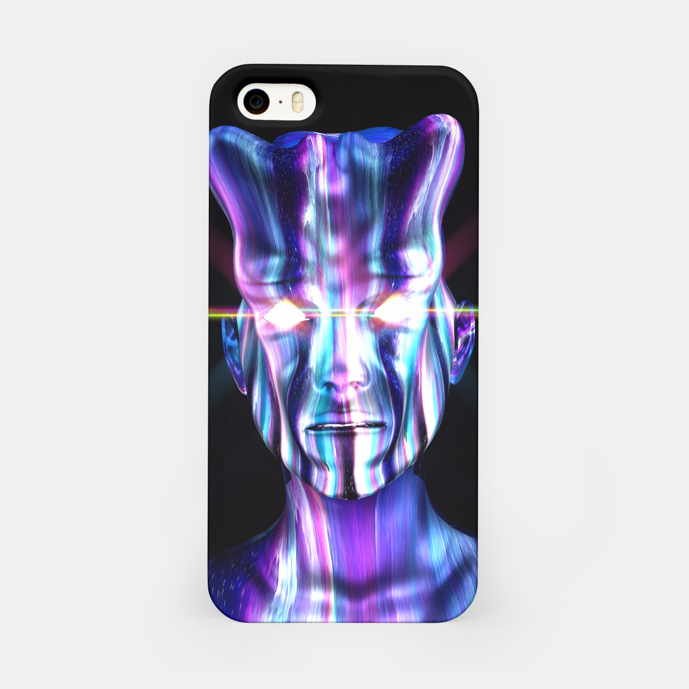 Image of Fade iPhone Case - Live Heroes