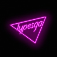 Typesgal logo, Live Heroes