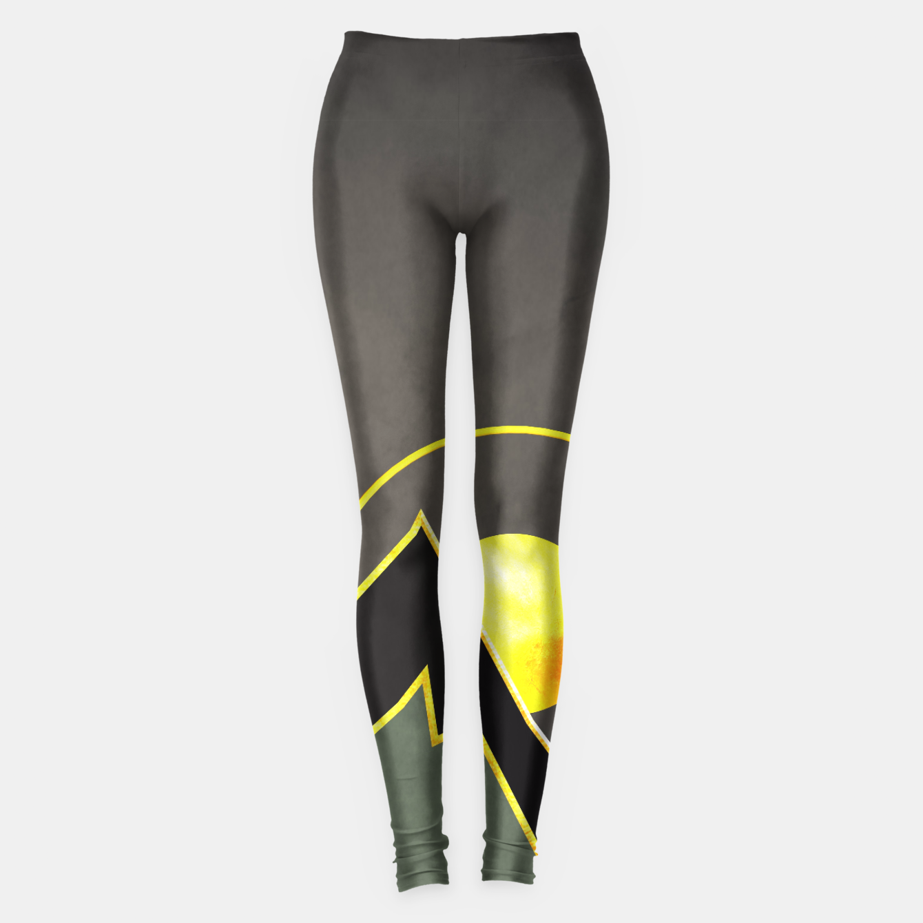 Foto Mountains Leggings - Live Heroes