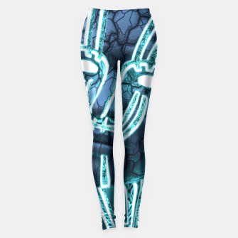 Thumbnail image of Transcend Leggings, Live Heroes