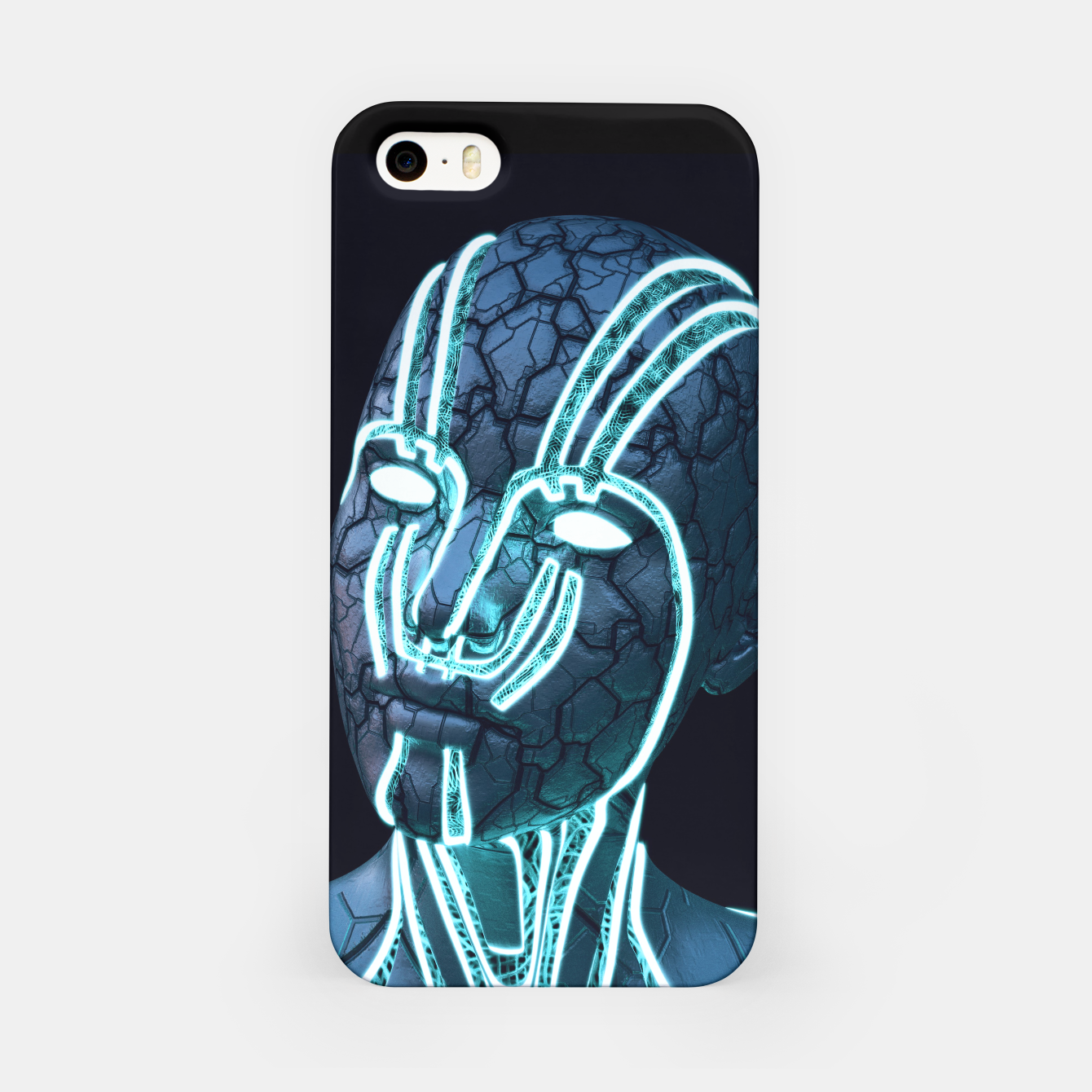 Image of Transcend iPhone Case - Live Heroes