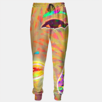 Thumbnail image of w002 Sweatpants, Live Heroes