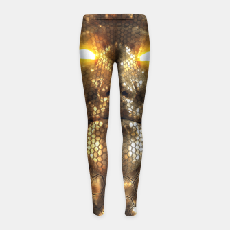 Thumbnail image of Try Girl's Leggings, Live Heroes