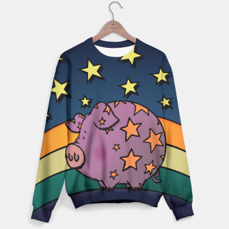 Thumbnail image of Peter the magic pig Sweater, Live Heroes