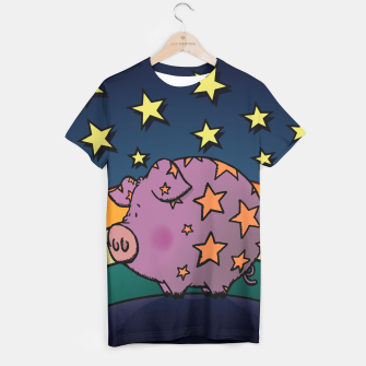 Thumbnail image of Peter the magic pig T-shirt, Live Heroes