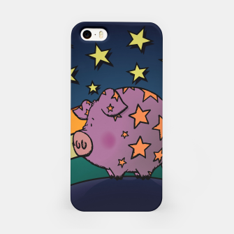 Thumbnail image of Peter the magic pig iPhone Case, Live Heroes