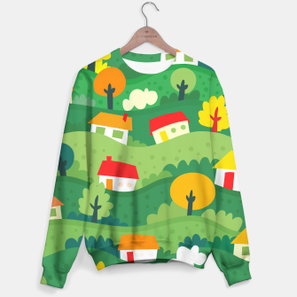 Thumbnail image of Home Land Sweater, Live Heroes