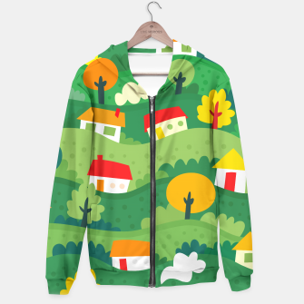 Thumbnail image of Home Land Hoodie, Live Heroes