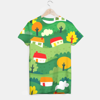 Thumbnail image of Home Land T-shirt, Live Heroes