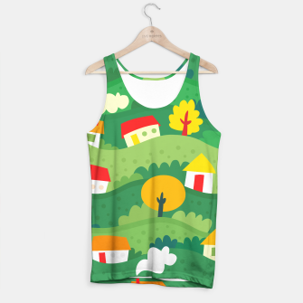 Thumbnail image of Home Land Tank Top, Live Heroes
