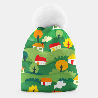 Thumbnail image of Home Land Beanie, Live Heroes