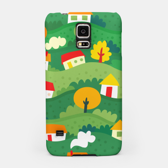 Thumbnail image of Home Land Samsung Case, Live Heroes