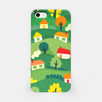 Thumbnail image of Home Land iPhone Case, Live Heroes
